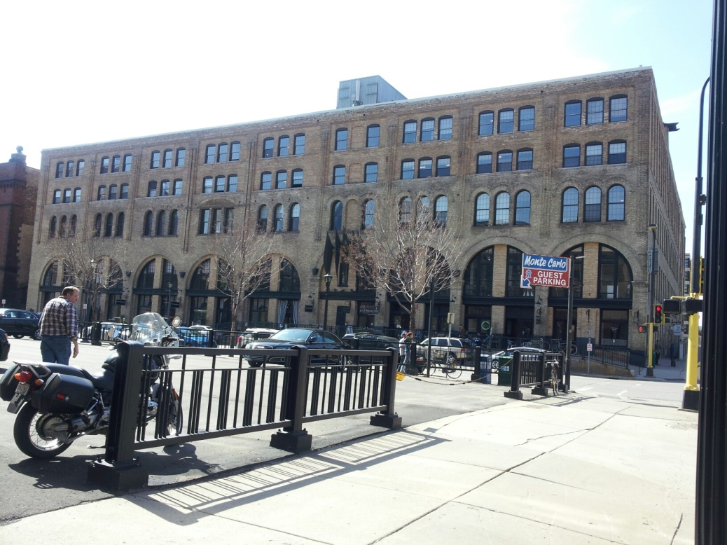 The Colonial Warehouse, Minneapolis
